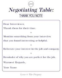 sample job interview thank you letter 27 best interview thank you notes images on pinterest cards