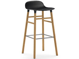 uk bar stools buy the normann copenhagen form bar stool at nest co uk