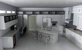 decorations deluxe modern kitchen island design with white