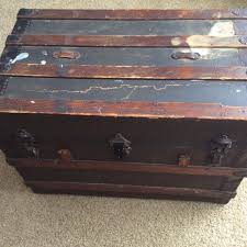 Wisconsin travel steamer images Find more price drop 40 steamer travel trunk circa1890 39 s jpg
