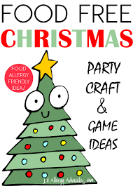 food free christmas party ideas u2013 lil allergy advocates