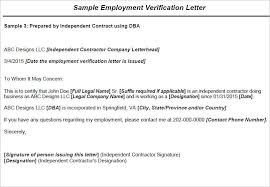 Sle Request Letter For Employment Certification Employment Verification Letter Templates Free U0026 Premium