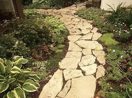 Flagstone Ideas For A Backyard 28 Best Flagstone Path Ideas Images On Pinterest Flagstone Path