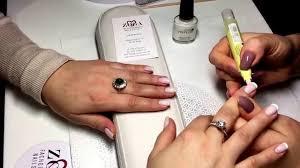 shellac french nails at home u2013 new super photo nail care blog