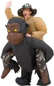 Safari Halloween Costume Inflatable Halloween Costumes Rage Good