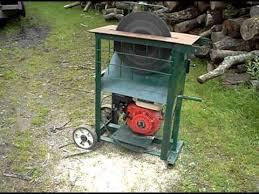 bench for circular saw circular saw bench with 15 blade and honda type petrol engine