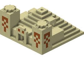 Stone Stairs Minecraft by Desert Temple U2013 Official Minecraft Wiki