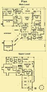 large luxury house plans large luxury home plans and unique house plans for hillsides 5 5 5