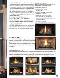 Diamond Fireplace Glass 564 Ho Gas Lopi Jerry U0027s Fireplaces