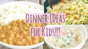 Dinner Easy Ideas Easy Healthy Dinner Ideas For Kids Youtube