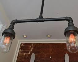 Kitchen Light Ceiling Industrial Lighting Etsy