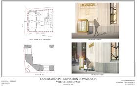 Empire State Building Floor Plan Landmarks Approves Changes To 1 Wall Street To Allow For