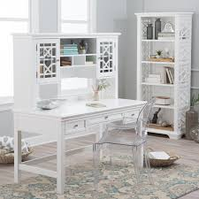 writing table with hutch belham living florence writing desk with optional hutch hayneedle