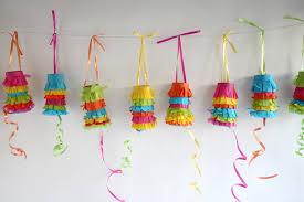 make this pull piñata garland love cupcakes blog