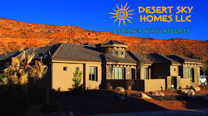 custom home builder in st george utah desert sky homes north