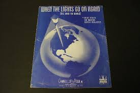 When The Lights Go On World War Ii Mcmaster University Library Hamilton Ontario Canada