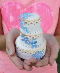 cookie decorating 3d tiered wedding cake youtube
