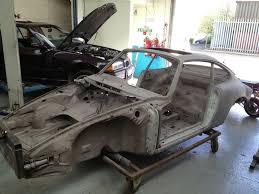 911 porsche restoration 911 rust repair at racing restorations racing restorations