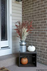 45 most awesome fall front porch decor ideas for your home