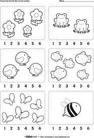 numbers to 10 huge printable kindergarten math worksheet pack