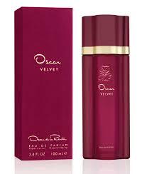 si e l ateur oscar velvet oscar de la renta perfume a fragrance for 2016