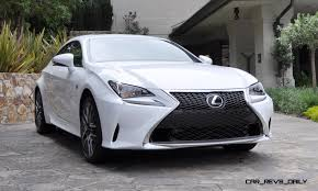 lexus rc awd 2015 lexus rc350 f sport exclusive 8 speed auto awd 4ws and