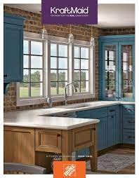 average cost of kitchen cabinets from home depot kraftmaid kitchen guidebook the home depot