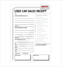 Car Wash Invoice Template by Used Car Invoice Template Invoice Exle