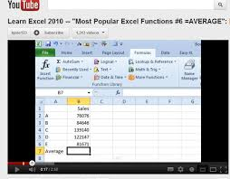 youtube pivot tables 2016 10 youtube channels that will help you learn excel