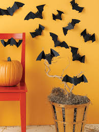 Bat Halloween Craft by Amazon Com Martha Stewart Crafts Dimensional Silhouette Bat