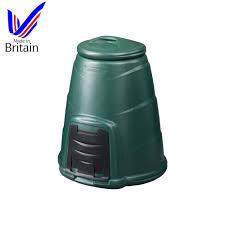 220l litre green garden waste composter compost bins composting