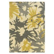 Yellow And Gray Outdoor Rug Yellow Gold Outdoor Rugs You Ll Wayfair