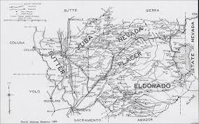 Terminus Cave Map El Dorado Stone Industry 1915 1956