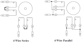 wiring diagram 4 wire stepper motor wiring 5wire diagram 4 wire