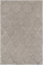Taupe Area Rug Varick Gallery Nida Tufted Area Rug Reviews Wayfair In