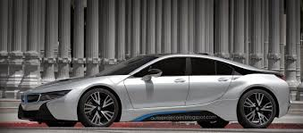 Bmw I8 Next Generation - four door bmw i8 rendered could this be the i9 autoevolution