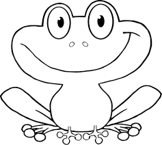 coloring pages exquisite coloring pages draw frog kids
