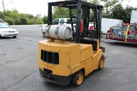 lot 5 yale 6 000 lbs forklift click for video wirebids