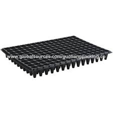 Nursery Plant Supplies by China Plastic Plant Nursery Tray Supplies Made Of Black Ps From