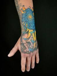 colour tattoo by rob border rose tattoo studio rob u0027s tattoo