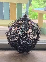 follywood and vine diy vine globe light build and rebuild
