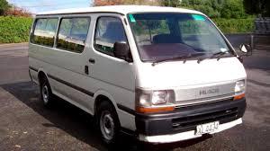 1991 toyota hiace mini bus cash4cars cash4cars sold youtube