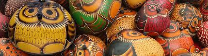 gourd ornaments from lucuma designs lucuma designs