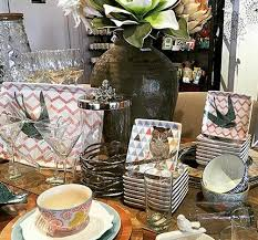 4 Rooms e of a kind home decor store located in Greenville SC