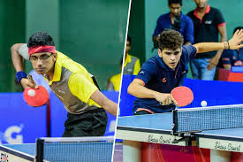 Table Tennis Championship South Asian Table Tennis Championship India Clean Sweep Sri