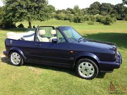 volkswagen gti blue 1992 volkswagen golf gti rivage blue fsh