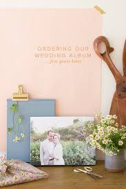fabric photo album wedding albums fabric gift wrap the house that lars built