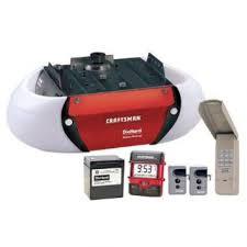 battery operated garage door opener garage door remote battery replacementor remotegarage type sears