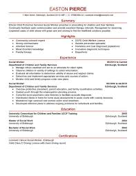 Community Service Resume Template Example Perfect Resume Social Work Resume Examples Social Worker