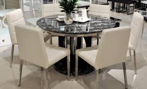 Modern Round Dining Tablein Dining Tables From Furniture On - Designer round dining table
